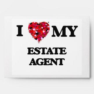 I love my Estate Agent Envelopes