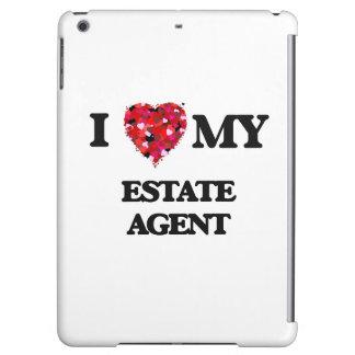 I love my Estate Agent iPad Air Case