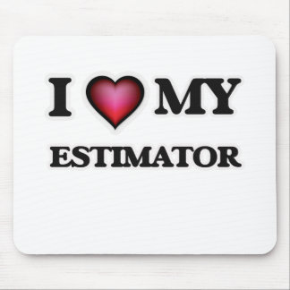 I love my Estimator Mouse Pad