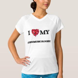 I love my Ethnomusicologist T-Shirt