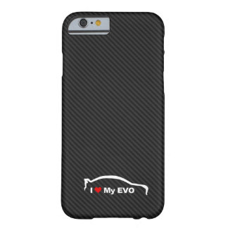 I Love My EVO Barely There iPhone 6 Case