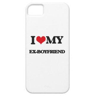 I love my Ex-Boyfriend iPhone 5 Cover