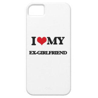I love my Ex-Girlfriend iPhone 5 Cover