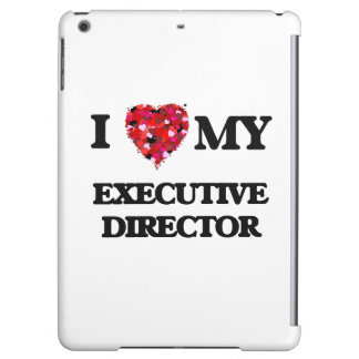 I love my Executive Director Cover For iPad Air