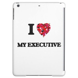 I love My Executive iPad Air Covers