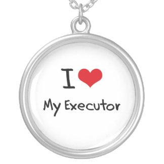 I love My Executor Custom Jewelry