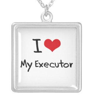 I love My Executor Jewelry