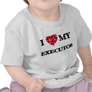 I love my Executor Tshirts