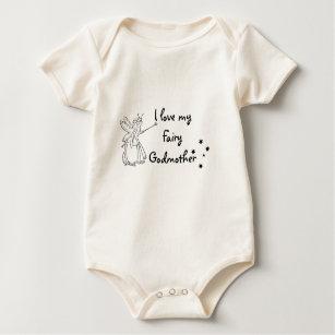 557215d1c I love my Fairy Godmother Baby Bodysuit