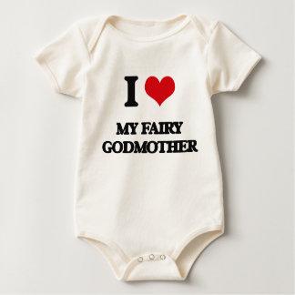 I love My Fairy Godmother Baby Bodysuit