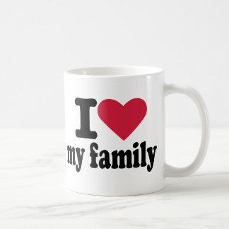 I love my family mugs