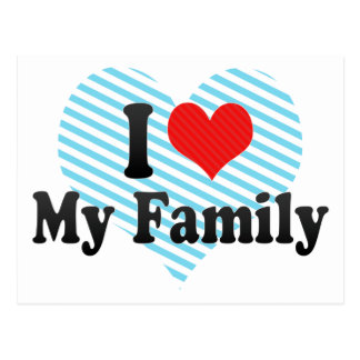 love my family I love my family, mainly because genealogy has helped me understand my roots, which, my immediate family weren't so willing to share i now have over 6,000 family members, some closer to me than my own parents.