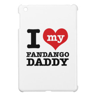 I love my FANDANGO Daddy iPad Mini Case