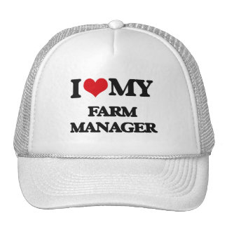 I love my Farm Manager Hat