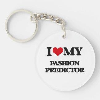 I love my Fashion Predictor Acrylic Key Chain