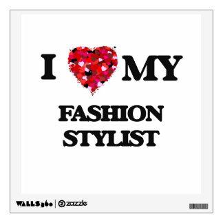I love my Fashion Stylist Room Graphics