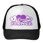 I Love My Fiance Hats