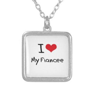 I Love My Fiancee Jewelry