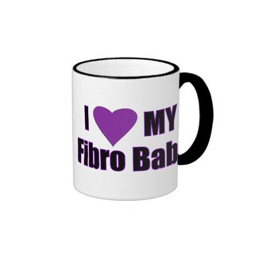 I love my Fibro Babe Coffee Mugs