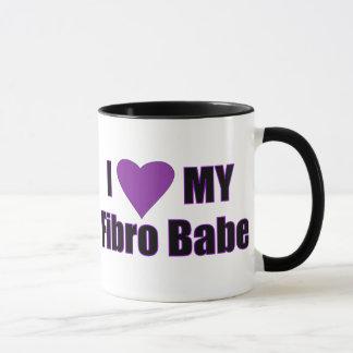 I love my Fibro Babe Mug