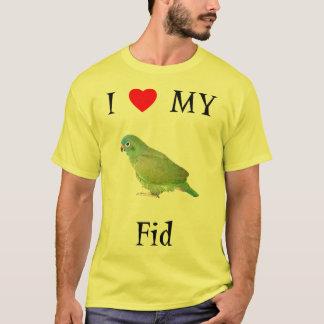 I Love My Fid T-Shirt