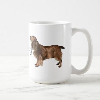 I Love my Field Spaniel Coffee Mug