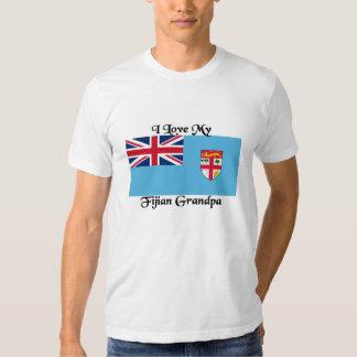 I love my Fijian Grandpa Tee Shirt