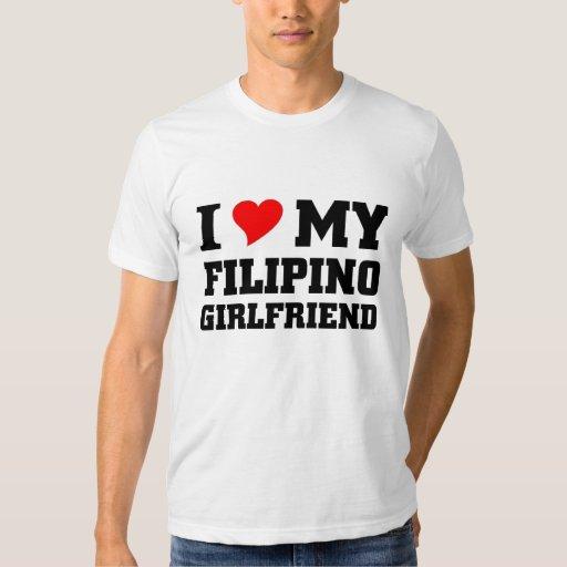 I love my Filipino Girlfriend Shirt