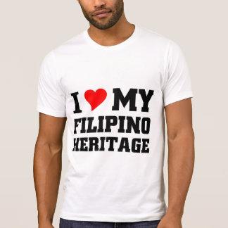 I love my Filipino Heritage T-Shirt