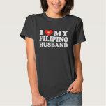 I Love My Filipino Husband Hoodies