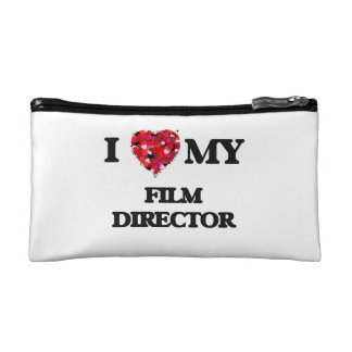 I love my Film Director Cosmetic Bags
