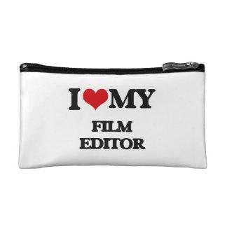 I love my Film Editor Cosmetic Bags
