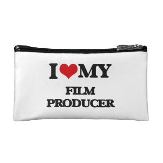 I love my Film Producer Cosmetic Bag