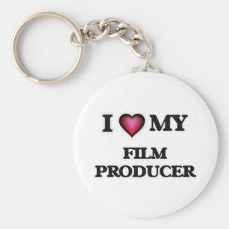 I love my Film Producer Keychain