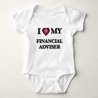 I love my Financial Adviser Baby Bodysuit