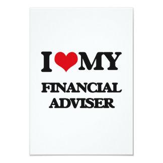I love my Financial Adviser Custom Announcements