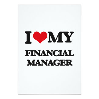 I love my Financial Manager Custom Invites