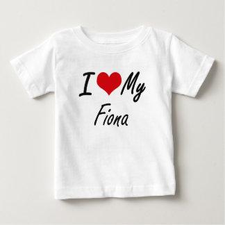 I love my Fiona T-shirts