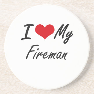 I love my Fireman Coasters