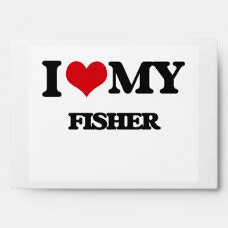 I love my Fisher Envelope