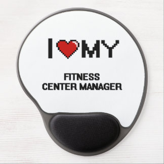 I love my Fitness Center Manager Gel Mouse Pad