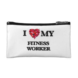 I love my Fitness Worker Makeup Bag