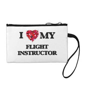 I love my Flight Instructor Coin Wallets