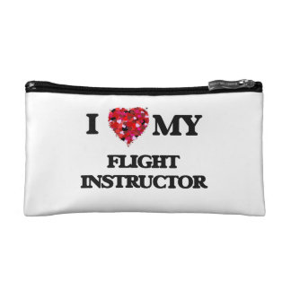 I love my Flight Instructor Makeup Bag