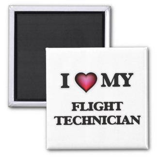 I love my Flight Technician Magnet