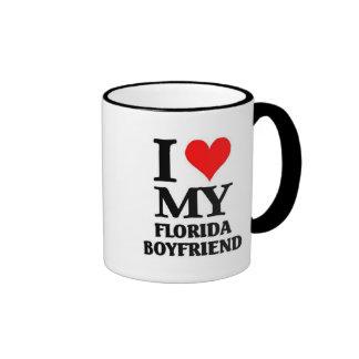 I love my Florida Boyfriend Ringer Mug