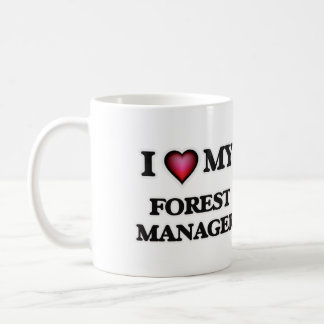 I love my Forest Manager Coffee Mug