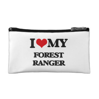 I love my Forest Ranger Cosmetic Bags