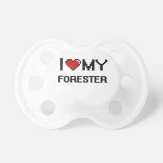 I love my Forester BooginHead Pacifier