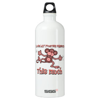 I love my forster parents this much SIGG traveler 1.0L water bottle